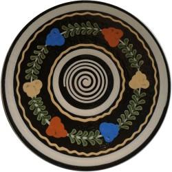 Tanier s kvetmi a vetvičkami, Pozdišovská keramika, Československo