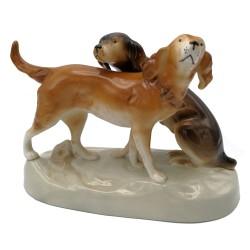 Súsošie poľovníckych psov, Royal Dux, Československo