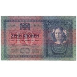 10 k 1904, 2419, Rakúsko - Uhorsko, VG