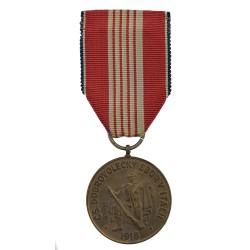 Československá pamätná medaila dobrovoľníckeho zboru v Taliansku