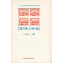 Katalóg Československo 1945 - 1989, ZSF, POFIS, Bratislava 1989