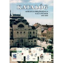 Katalóg Košických príležitostných tlačí a pečiatok 1993 - 1999, V. Gaál, Košice 1999, Slovensko
