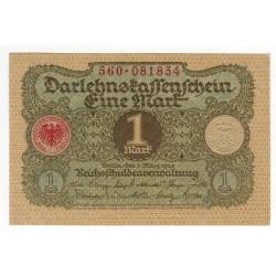 1 Mark 1920, Weimar Republic, Nemecko, AU