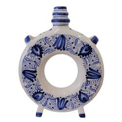 Čutora, Modranská keramika, značená, vzor 909, Československo