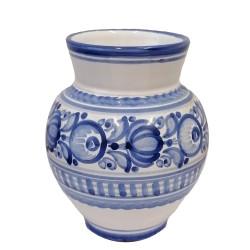 Vázička, Modranská keramika, značená, Československo
