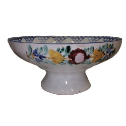 Žardiniéra, misa na nôžke, Modranská keramika
