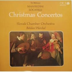 Torelli, Manfredini, Locatelli - Christmas Concertos