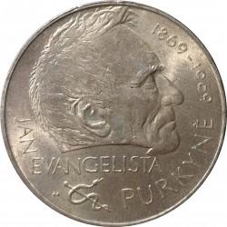 25 Kčs 1969, J. E. Purkyně, Československo (1960 - 1990)