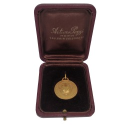 Consiglio Regionale Della Sardegna, 4 legislatura 1961 - 1965, zlatá medaila, etue, Sardínia