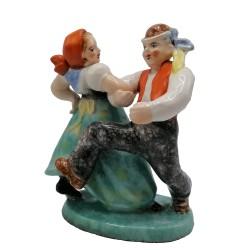 Tancujúci pár, Ditmar Urbach, Československo