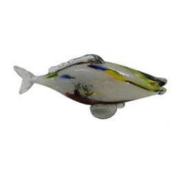 Pestrofarebný rybička, ručne vyrobená, Československo